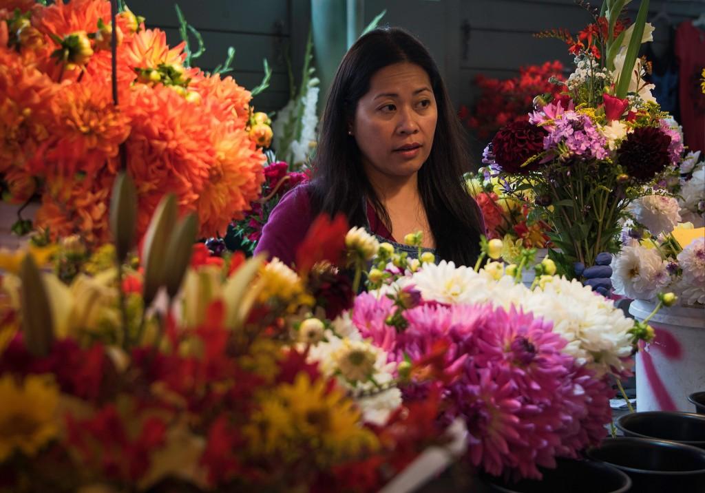 Flower Seller!