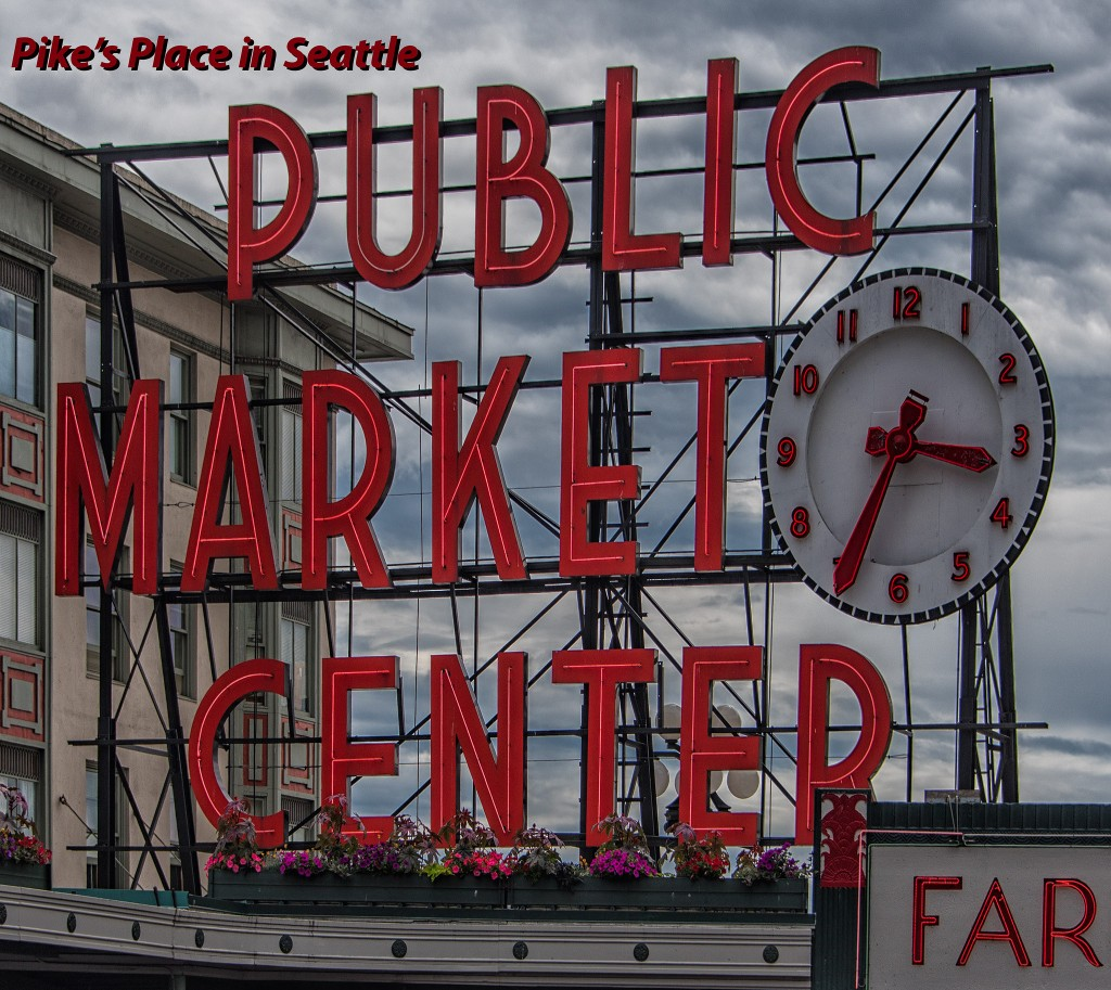 Pike's Place Seattle