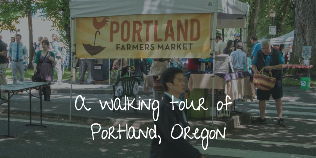 Know Your City Portland Tour