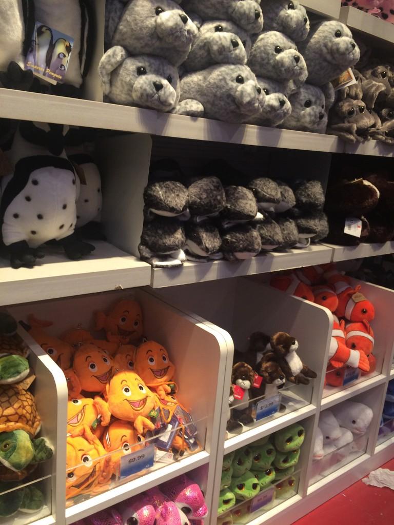 Georgia Aquarium Gift Shop