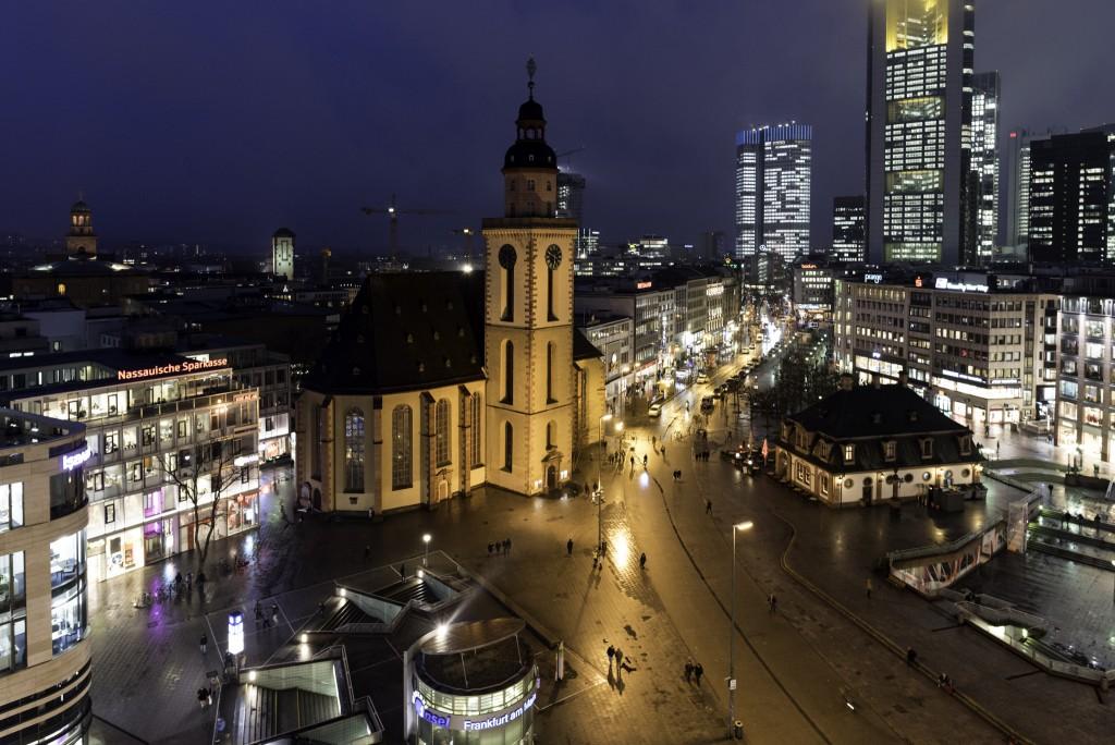 Frankfurt, Hauptwache District