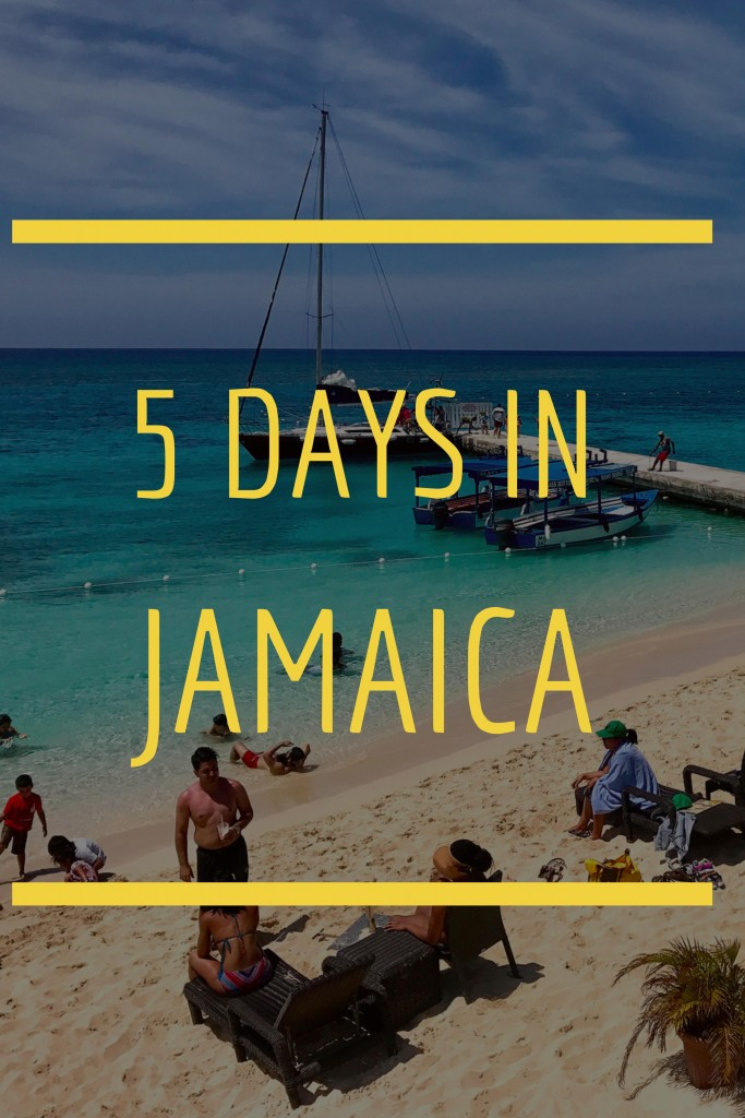 5 Days in Jamaica