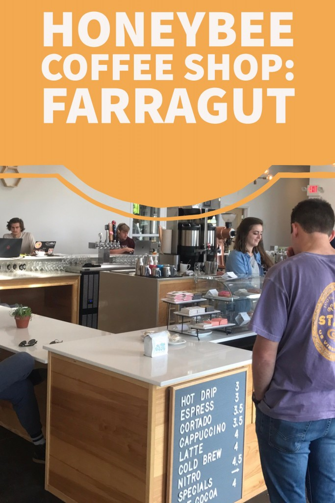 Honeybee Coffe Shop - Farragut, Knoxville