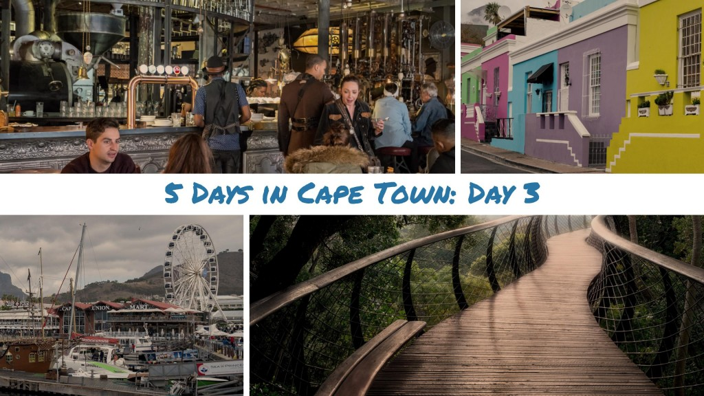 Day 3 in Cape Town itinerary