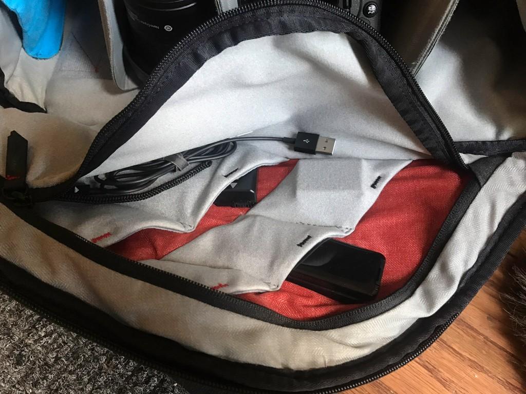 Everyday Backpack Side Pockets