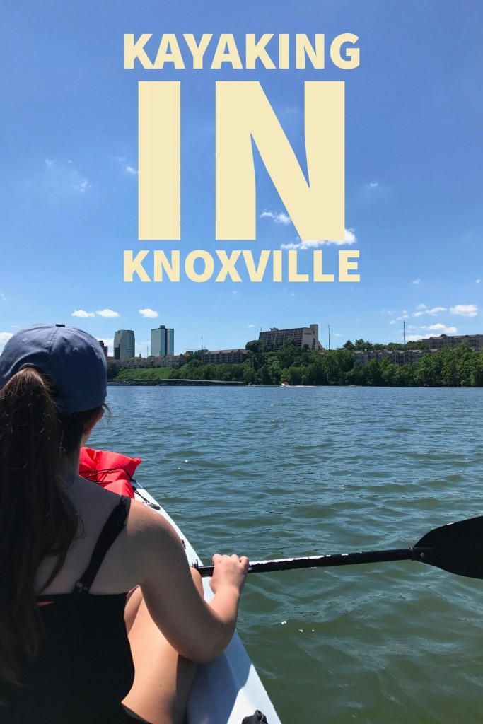 Kayaking in Knoxville