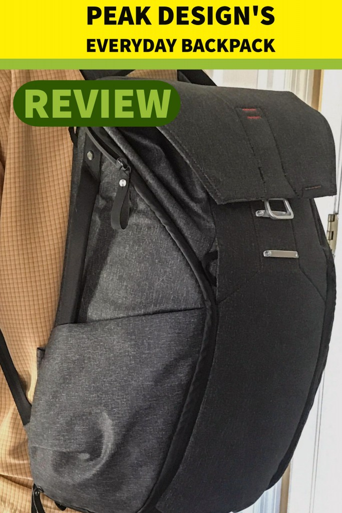 A review of Peak Design's Everyday Backpack