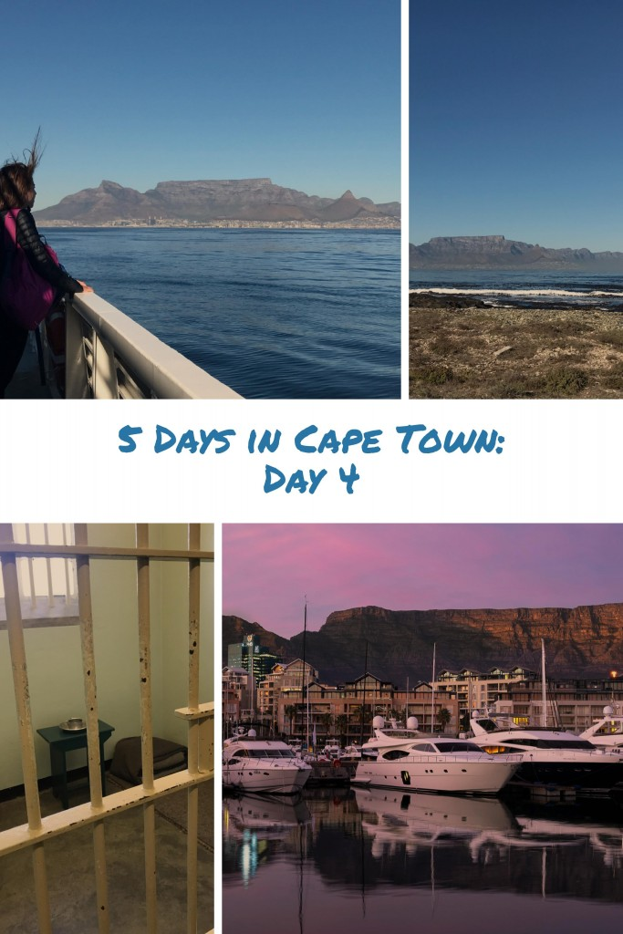 5 Days in Cape Town Day 4 Robben Island