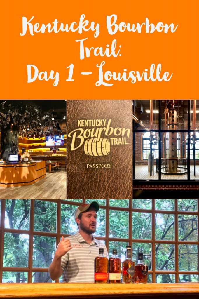 Bourbon Trail Day 1 Louisville