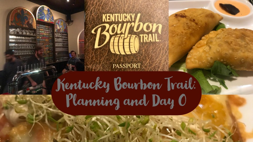Kentucky Bourbon Trail Planning
