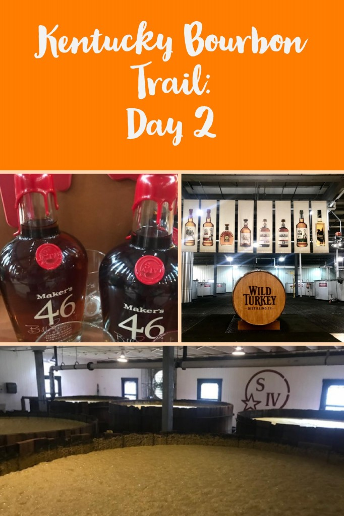 Kentucky Bourbon Trail Day 2