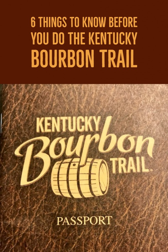 6 things to know before Kentucky Bourbon Trail Pin